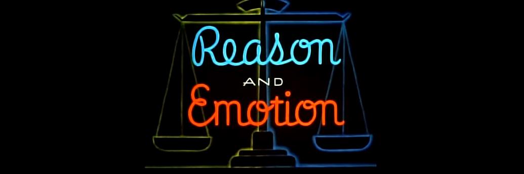 Titlul documentarului Rațiune și Emoție de Disney