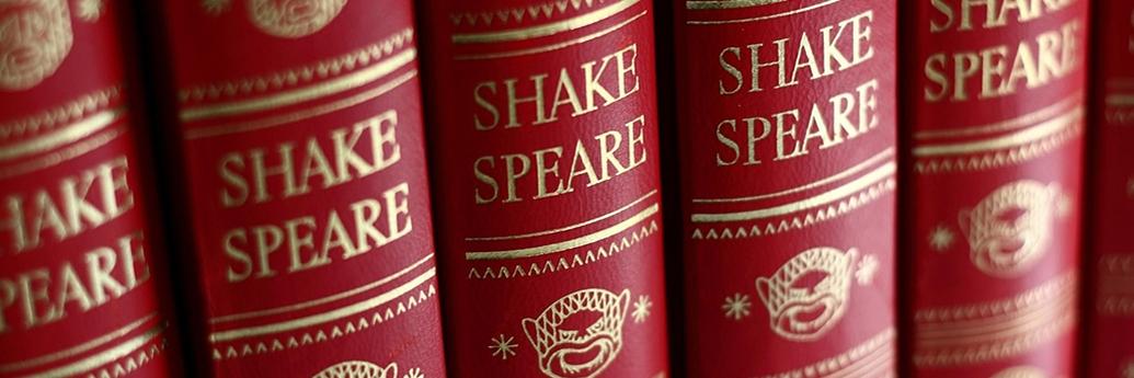 Colecție cărți Shakespeare