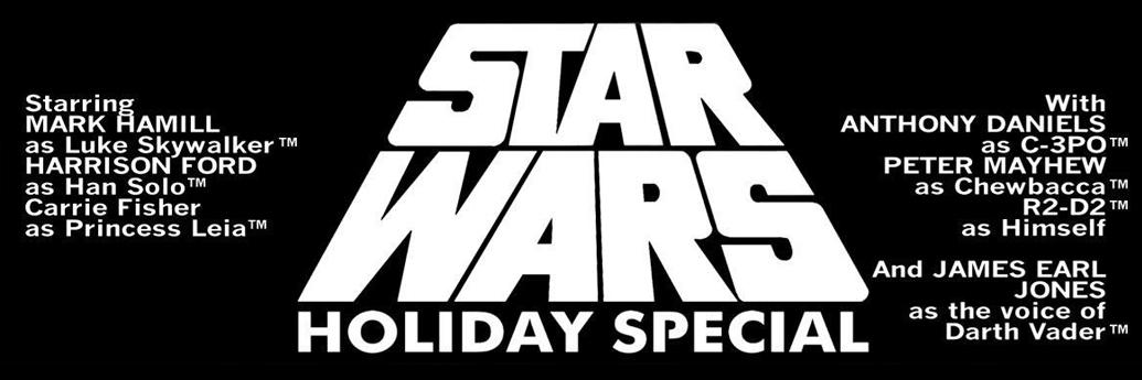 Star Wars, ediția de sărbători