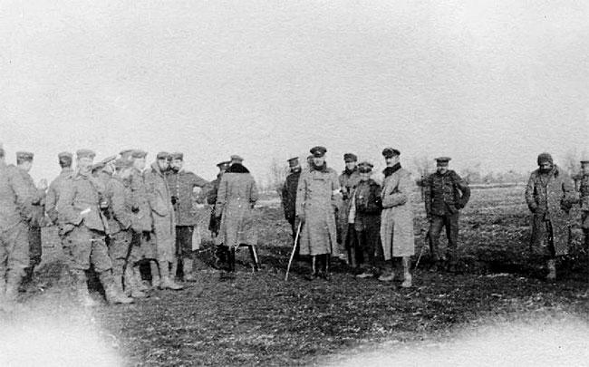 Armistițiu de Crăaciun din 1914