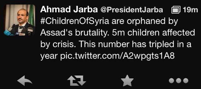 Tweet Tweet Jarba