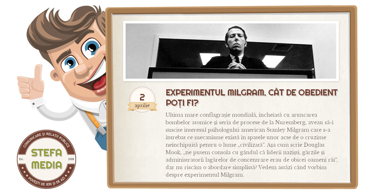 Milgram experiment - Wikipedia