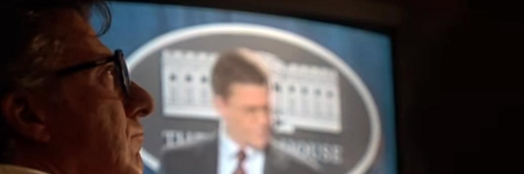 Spin doctor în fața televizorului