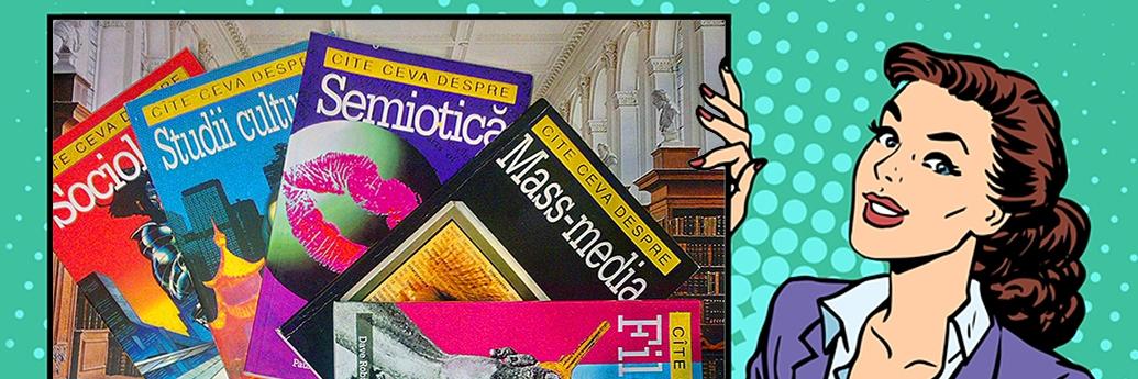 Cartea de Studii culturale în seria Câte ceva despre
