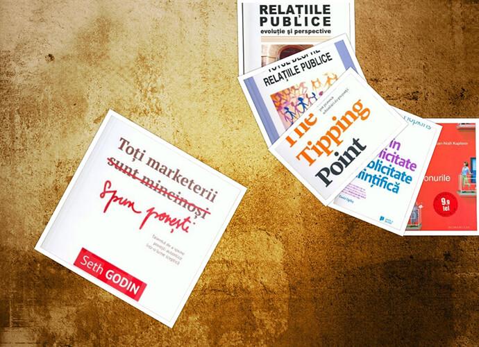 cărți de relații publice