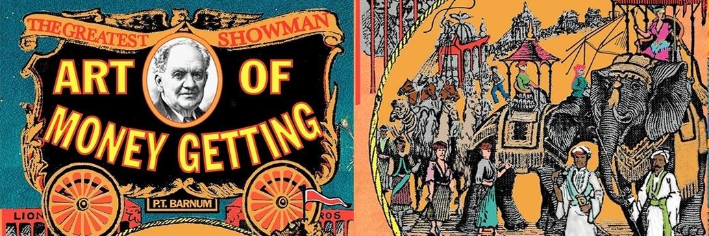 Coperta cărții Arta de a face bani de Barnum
